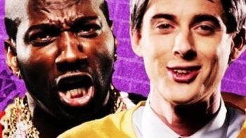 Mr. T VS Mr. Rogers Rap Battle
