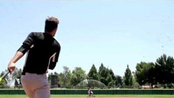 Clay Pigeon Baseball Practice