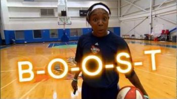 WNBA Trick Shot Boost Mobile Commercial