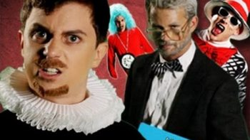 Dr Seuss VS Shakespeare Rap Battle