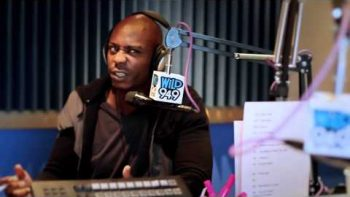 Dave Chappelle Gives First Interview In Five Years