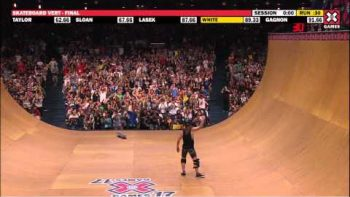 Shaun White Wins Gold Skate Boarding At X Games