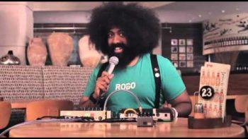 Reggie Watts Stars In Nando's Beatbox Commercial