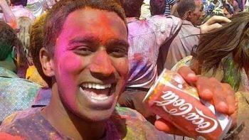 Man Records Himself Drinking Coke Around The World