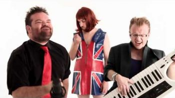 Axis Of Awesome New 4 Chords Official Music Video