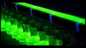 Blending Glow Sticks Makes An Impressive Commercial