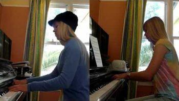 Black's Friday And Nyan Cat Piano Mix