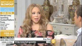 Mariah Carey On HSN