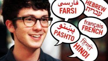 Polyglot Teen Speaks 20 Languages