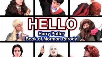 Harry Potter Book Of Mormon Parody