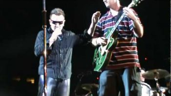 Bono Brings Blind Fan On Stage, Gives Him His Guitar