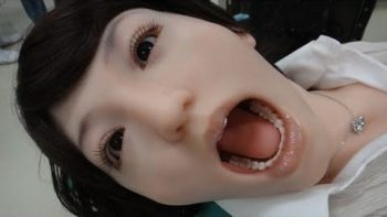 Japanese Robot Dental Patient
