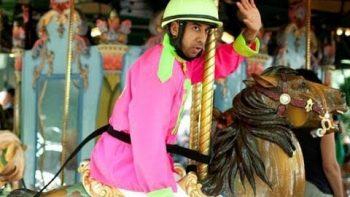 Merry Go Round Horse Race
