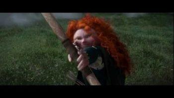 Brave – New Pixar Trailer