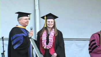 Marine Surprises His Sister At Her Graduation From Poly Tech