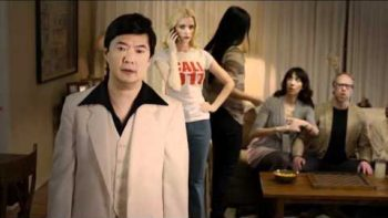 Ken Jeong Stars In Hands-Only CPR video