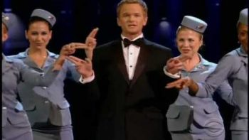 Neil Patrick Harris Gay Song And Rap Song At Tony Awards 2011