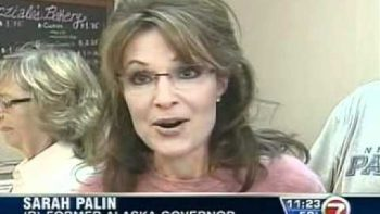 Sarah Palin On Paul Revere