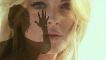 Lindsay Lohan Stars In Short Art Clip