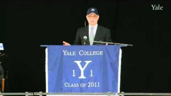 Tom Hanks Speaks To Graduating Yale Class 2011