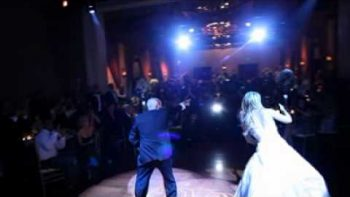 Father Daughter Wedding Dance Break Out Black Eyed Peas Music