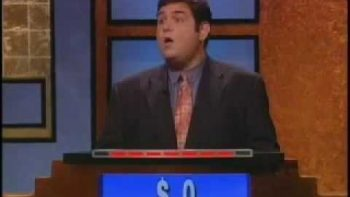 Jeopardy Player Impersonates Sean Connery, Alex Approves
