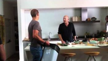 Celebrity Chef Matt Moran Yells At TV Crew For Throwing Away His Food, Storms Off Set