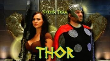 Usher More Thor Spoof