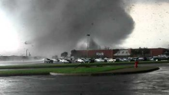 Tornado In Tuscaloosa Alabama