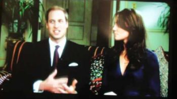 Will And Kate Dubbed Over Dirty Interiew