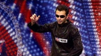 Razy Gogonea Matrix Dance On Britain's Got Talent