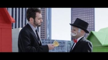 Monopoly Movie Trailer Spoof