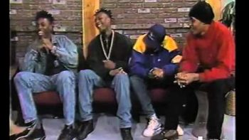 GZA, RZA, ODB On Public Access 1991