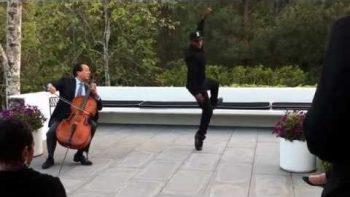 Lil Buck Dances To Yo-Yo Ma