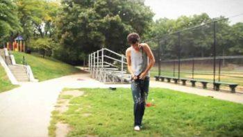 Stupida** – George Watsky Gets Puked On Music Video