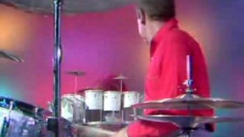 Buddy Rich Plays Drums On Sesame With Animal