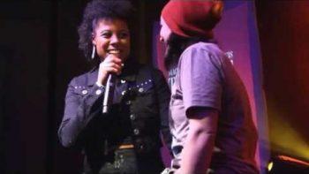 Lesbian Marriage Proposal At Macklemore Concert