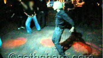 Julian Assange Dancing In Club