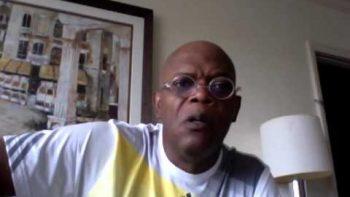 Samuel L. Jackson Recites Breaking Bad Monologue