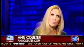 Ann Coulter Says Radiation Is Good For You