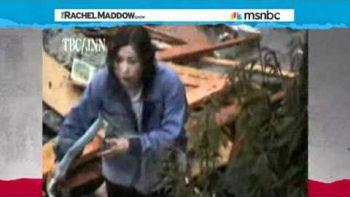 News Crew Escapes Tsunami In Japan