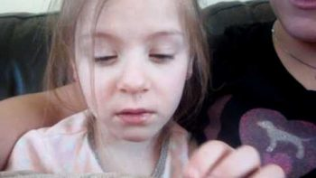 Little Girl Cries That She Dreamed Nick Jonas Doesn't Love Her