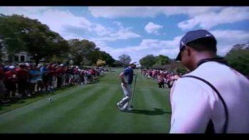 Spectator Farts, Tiger Woods Laughs