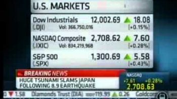 CNBC's Larry Kudlow Grateful Japan Human Toll Worse Than Economic Toll