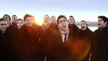 Pink Raise Your Glass A Cappella Purim Spoof Cover