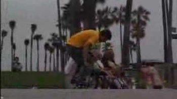 Rodney Mullen Skate Boarding Tricks