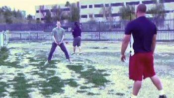 Long Snapper Trick Shot Video