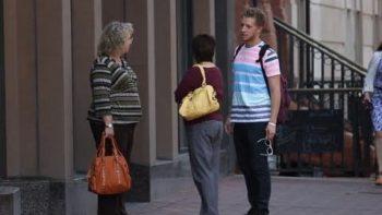 Politely Offering Drugs To People Walking Down The Street Prank