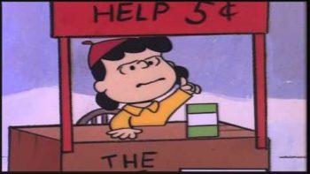 Charlie Brown Charlie Sheen Mash Up