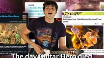 Guitar Hero American Pie Spoof